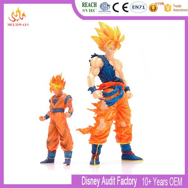 Dragon Ball Z Cartoon Characters Names : Customized plastic dragon ball z mini cartoon figure buy