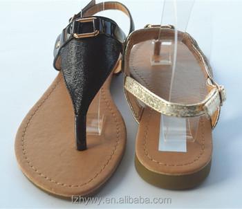 025047e7ec6 2018 New trending designed style Latest designed ladies sandal shoes China  wholesale