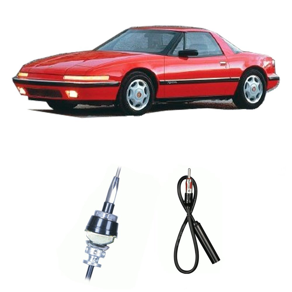 Get Quotations · Buick Reatta 1988-1991 Factory OEM Replacement Radio  Stereo Custom Antenna Mast