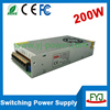 RoHS CE approved YJP-S20012 DC 12v fiber optic christmas tree power supply 200w AC 220v/240v good quality