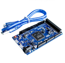 High Quality DUE 2012 R3 Main Control Board ARM 32 Bit with USB Cable Development board for Arduinos