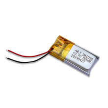 Customized 3,7 v Lithium-60 mah Lipo Batterie für Bluetooth Headset