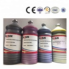 kiian inkjet dye sublimation heat transfer printing ink for ricoh epson surecolor mimaki printer