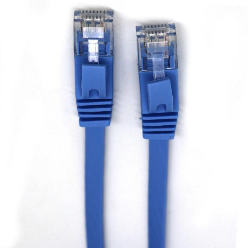 SIPU High Quality CCA Factory 1-30M Patch Cord UTP Cable Cat6a Cat6 Cord