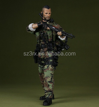 custom make your own design plastic realistic military action