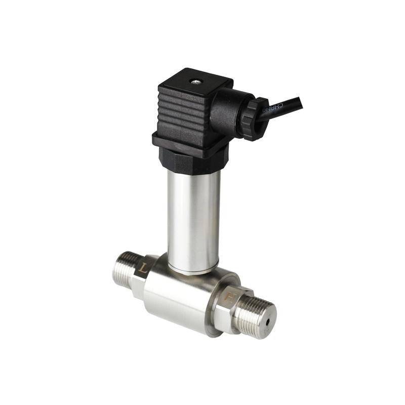 low cost differential piezo pressure sensor pressure sensor