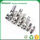 Stainless steel metal table cloth retaining clip, tablecloth weight clip