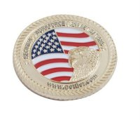 2012 new promotion lucky souvenir coin