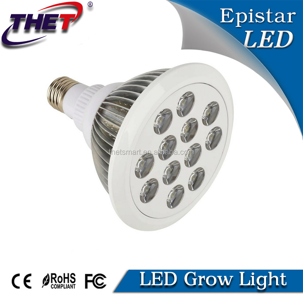 Professional LED manufacturer 24W led grow light hydroponic for indoor plants