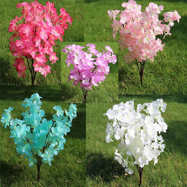 Grandes rboles artificiales flores de cerezo rbol de - Arboles artificiales grandes ...