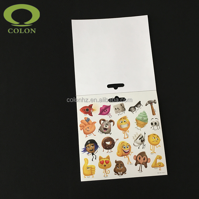 Custom sticker book custom sticker book suppliers and manufacturers at alibaba com