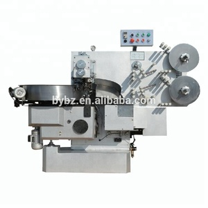 Automatic Double Twist Candy Wrapping Machine/Candy Wrapper for Hard Candy