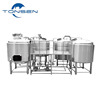 Craft brewery equipment 100 liter stainless steel beer brewing equipment
