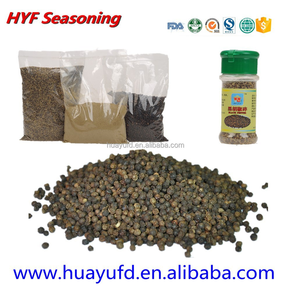 Good quality Granulated Black pepper <strong>Powder</strong>,black pepper packet,pepper packets supply