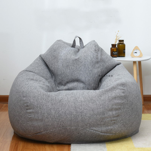 Factory price nice quality custom color size puff sex sofa bean bag