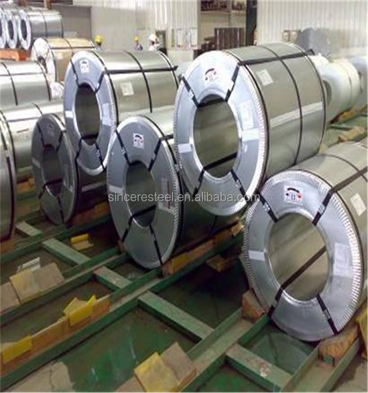 Mill Test Certificate Steel Sheet Metal Galvanized Steel