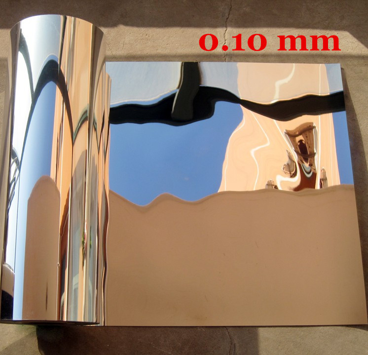 0 5m X 4m Reflective Solar Film Decorative Mirror Foil