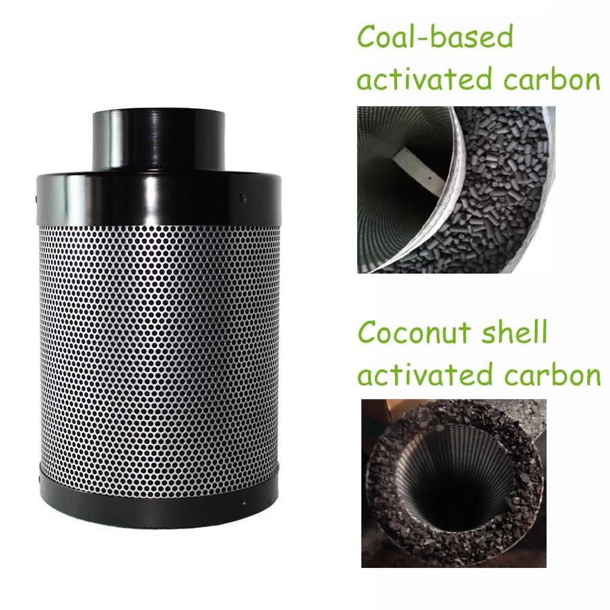White Wholesale Hydroponic Grow System  Air Filter