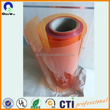 printable rigid pvc roll for folding box