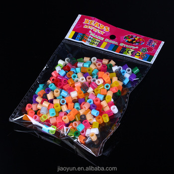 Jy020hb Children Diy Hama Color Beads - Buy Color Beads ...