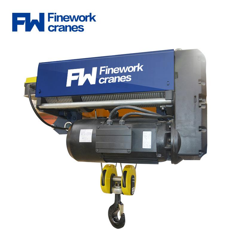 lifting machine portable mechanical mini electric wire rope hoist 380 volt
