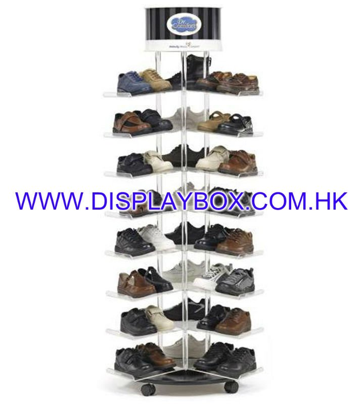 AD111 Shoes Display Stand