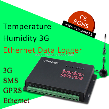 Ac/dc Power Gprs Data Logger 3g Ethernet For Water Pump House ...