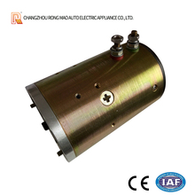 American style small mini system hydraulic power unit dc motor