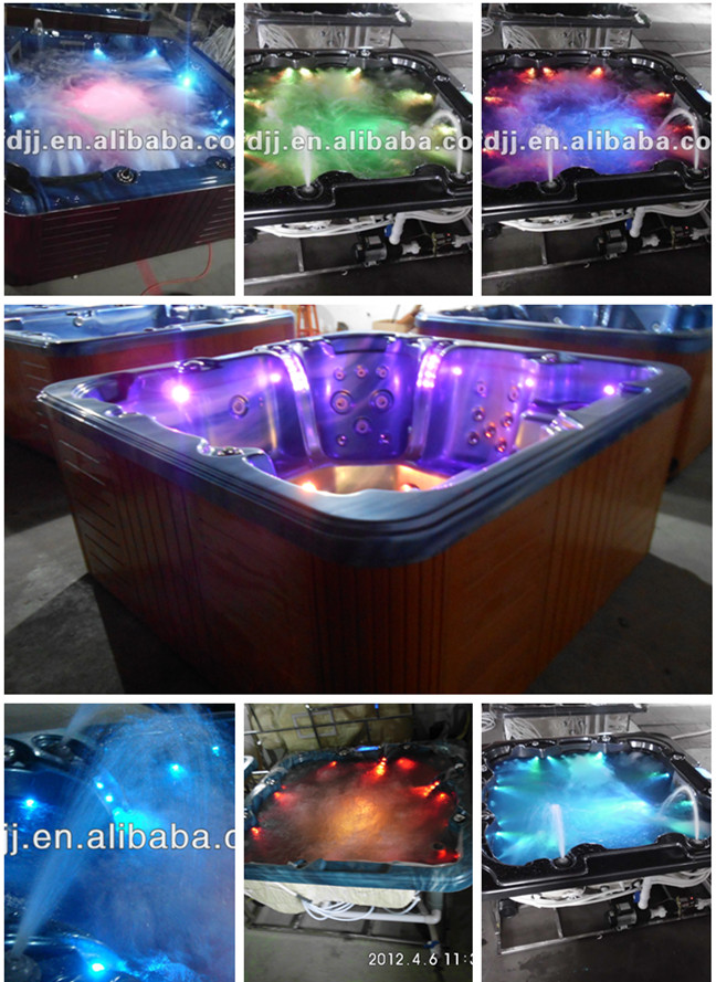 Balboa Hot Tub Luxurious Outdoor Spa With Music And Tv