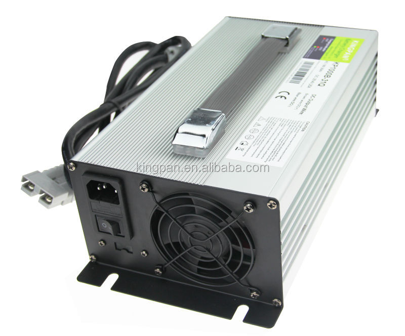 12V 40A 1000W Lead Acid / Li-ion Battery Charger for electric motorbike
