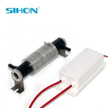 Circuito H : G h de ozono de cerámica tubo con circuito para purificador de