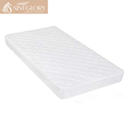 Fitted Quilted Mattress Protector Pad High Absorbency Baby Mattress Cover