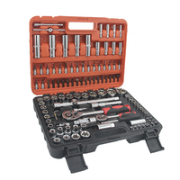 108PCS Metric Socket Set Auto Hand Tool Set