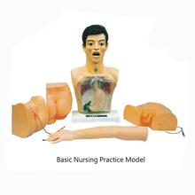 Medische training <span class=keywords><strong>model</strong></span> en medische verpleging <span class=keywords><strong>model</strong></span>/Basic Nursing Practice <span class=keywords><strong>Model</strong></span>