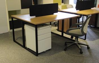 Scrivania Ufficio Doppia : Miglior prezzo workstation scrivania in ufficio mobili per