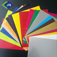 Thermal flex PU Heat Transfer Vinyl Sheets Assorted Pack - cotton polyester Poly/cotton blends Leather
