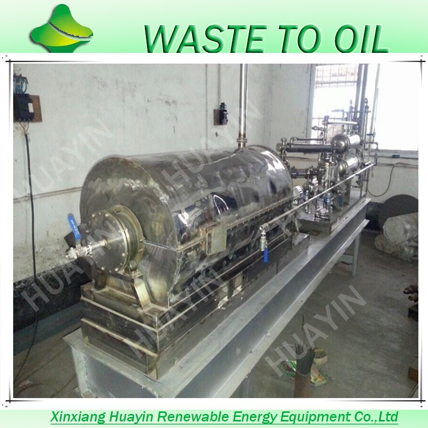 Small Mobile Plastic Pyrolysis Plant To Diesel Installed In Containers -  Buy Mobile Plastic Pyrolysis Plant,Plastics Pyrolysis To Oil,Waste Plastics