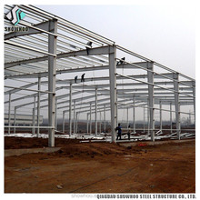 Light Steel Structure Warehouse Style House Plans China Manufacturer