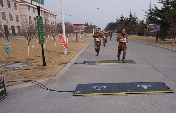 uhf rfid timing system solution for marathon