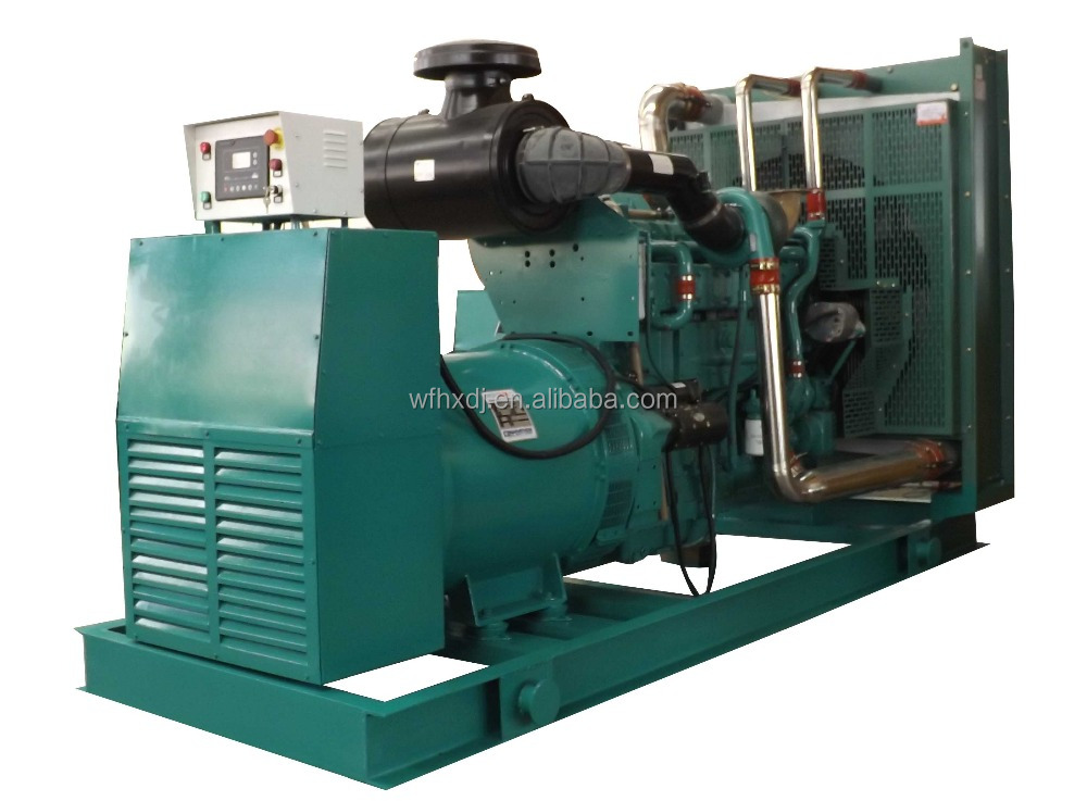 500kw steam turbine generator