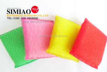kitchen cleaning sponge for dish washing