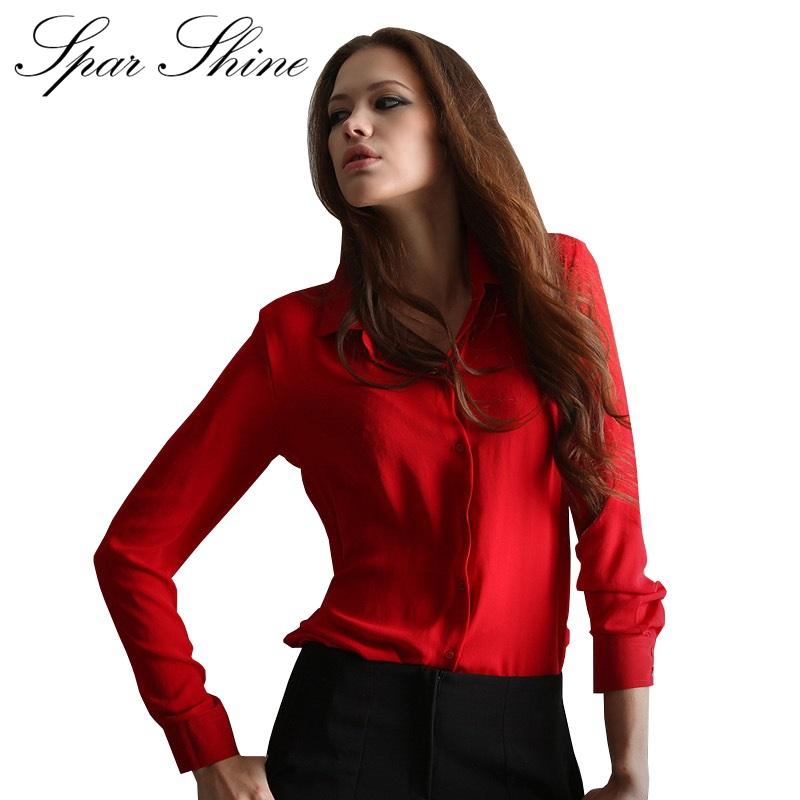Blusas Femininas 2016 Women Shirt Chiffon Tops Elegant ...
