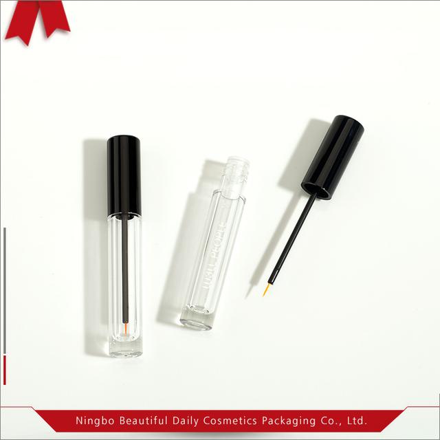 a427b57a099 Empty 5ml liquid eye liner tube eye lash vial eyelash serum bottle plastic eyeliner  container with