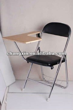 school student writing tablet folding chair CX-107F