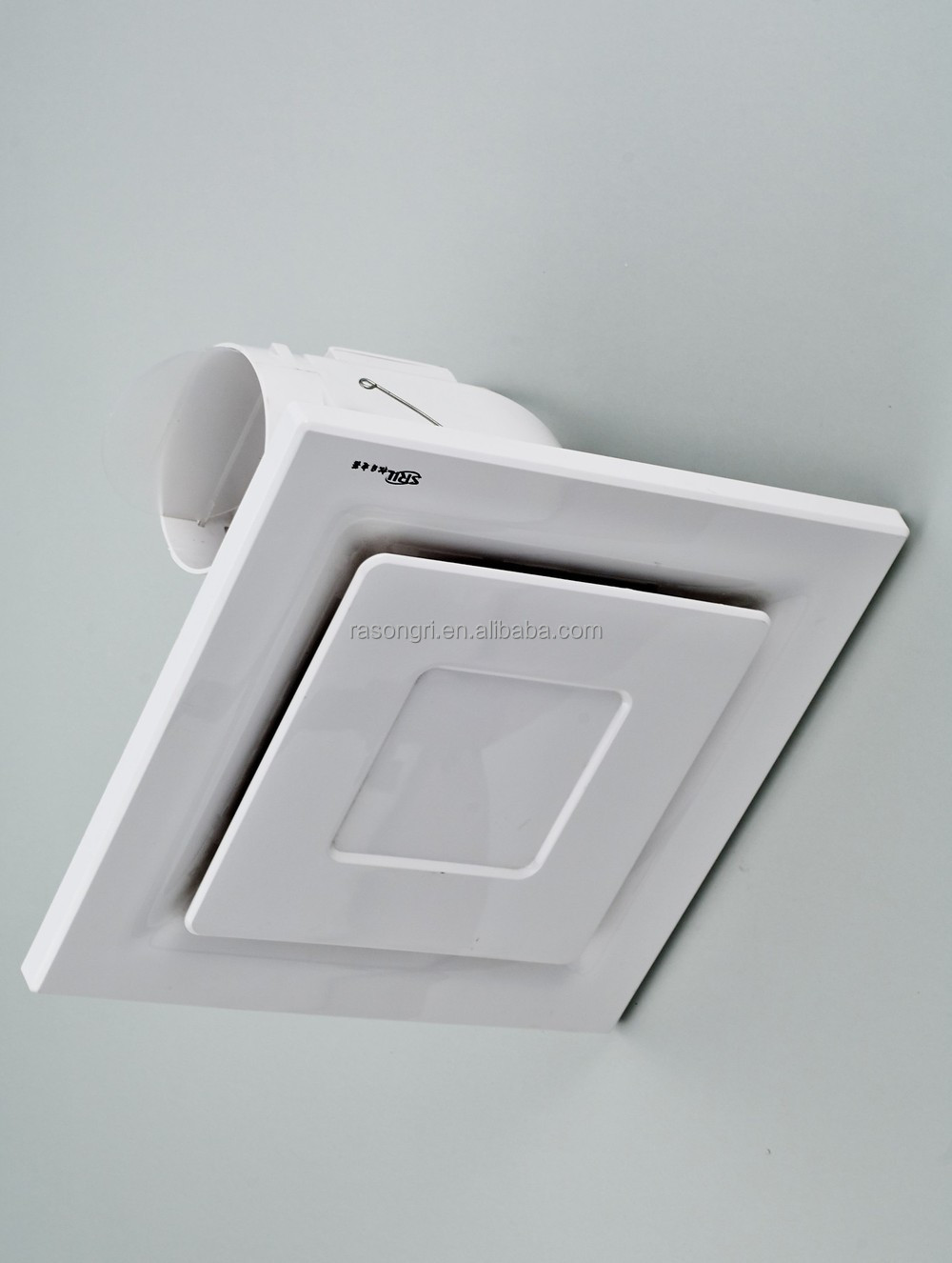 Bathroom Extractor Fan With Light: Bathroom Extractor Exhaust Fans (srl12m/srl24m)