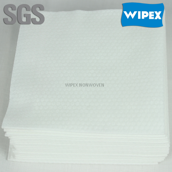 High performance disposable dish wiper for medical wipes