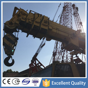 Germany Krupp Used Crane 160 Ton KMK5160 Cheap Price For Sale in China