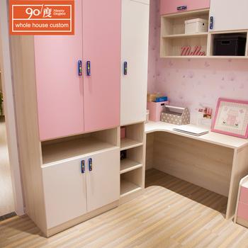 Custom Beds Combined Wooden 4 Swing Door Wardrobe Kids Bedroom Furniture    Buy Kids Bedroom Furniture,Wooden Wardrobe Kids Bedroom Furniture,Beds ...