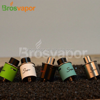 Huge vapor wotofo anthetic new design square RDA atty3/atty cubed/Sapor rda atomizer with Germany