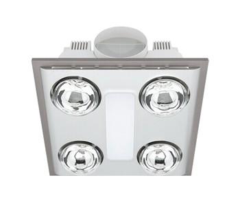 Design moderne saa kc ce plafond salle de bain infrarouge for Lampe plafond salle de bain